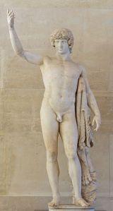 I've seen more rippling torsos on a statue. I mean, just sayin'.