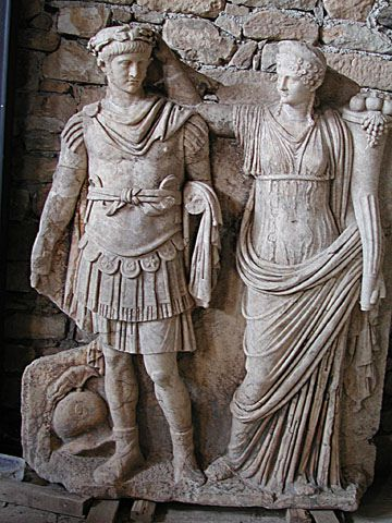 Nero and Agrippina