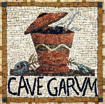 Garum sauce