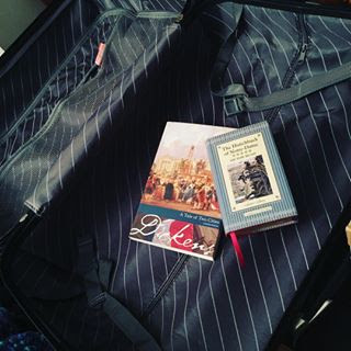 Paris Suitcase