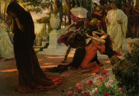 Rochegrosse_Georges_Antoine_The_Death_of_Messalina_1916