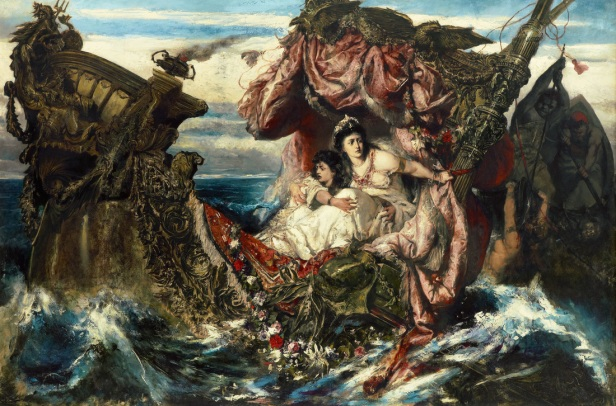 Shipwreck of Agrippina