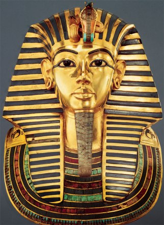 King Tut's Funerary Mask